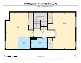 Photo 29: 15 1845 Lysander Crescent SE in Calgary: Ogden Row/Townhouse for sale : MLS®# A1093994