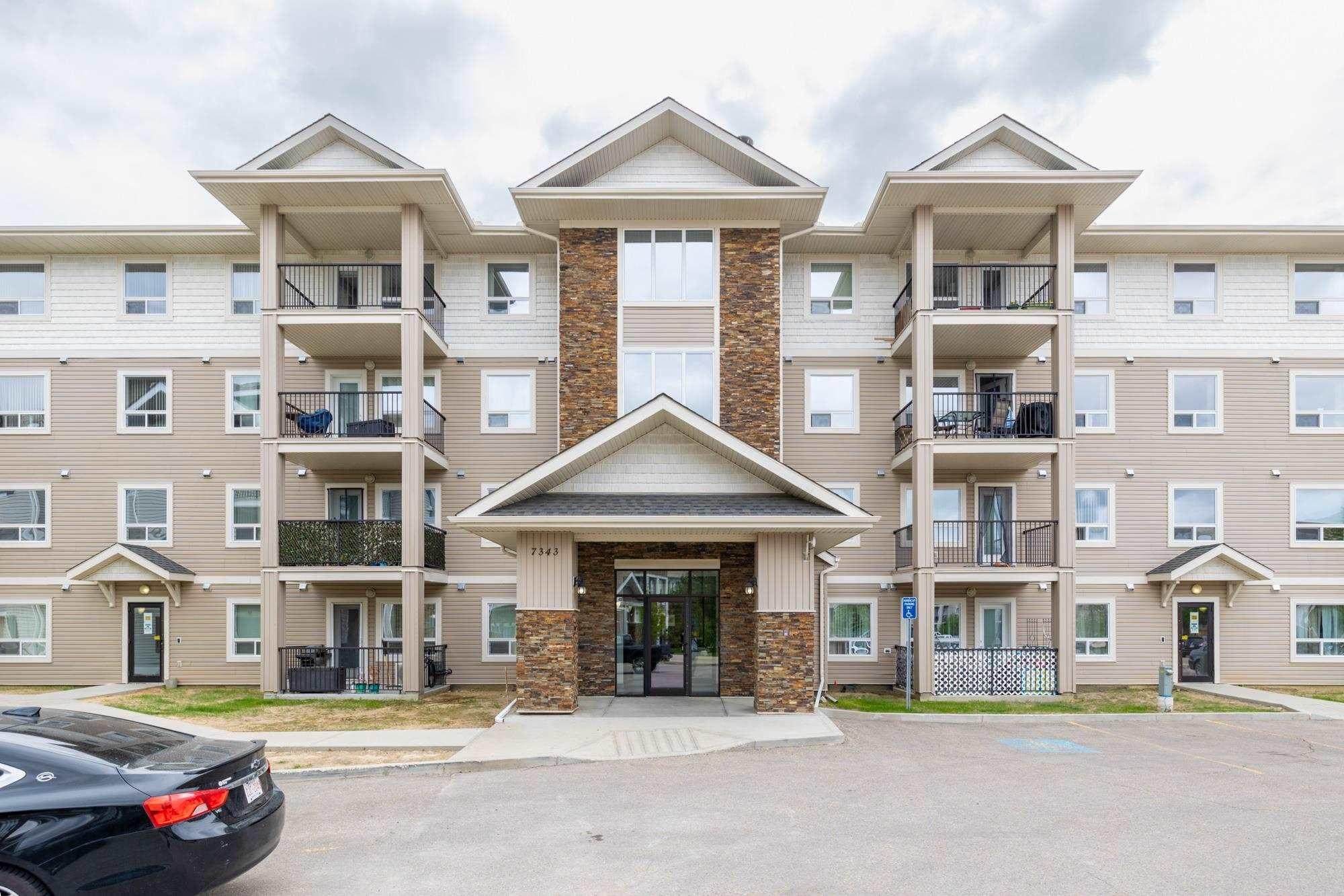 Main Photo: 2408 7343 SOUTH TERWILLEGAR Drive in Edmonton: Zone 14 Condo for sale : MLS®# E4247451