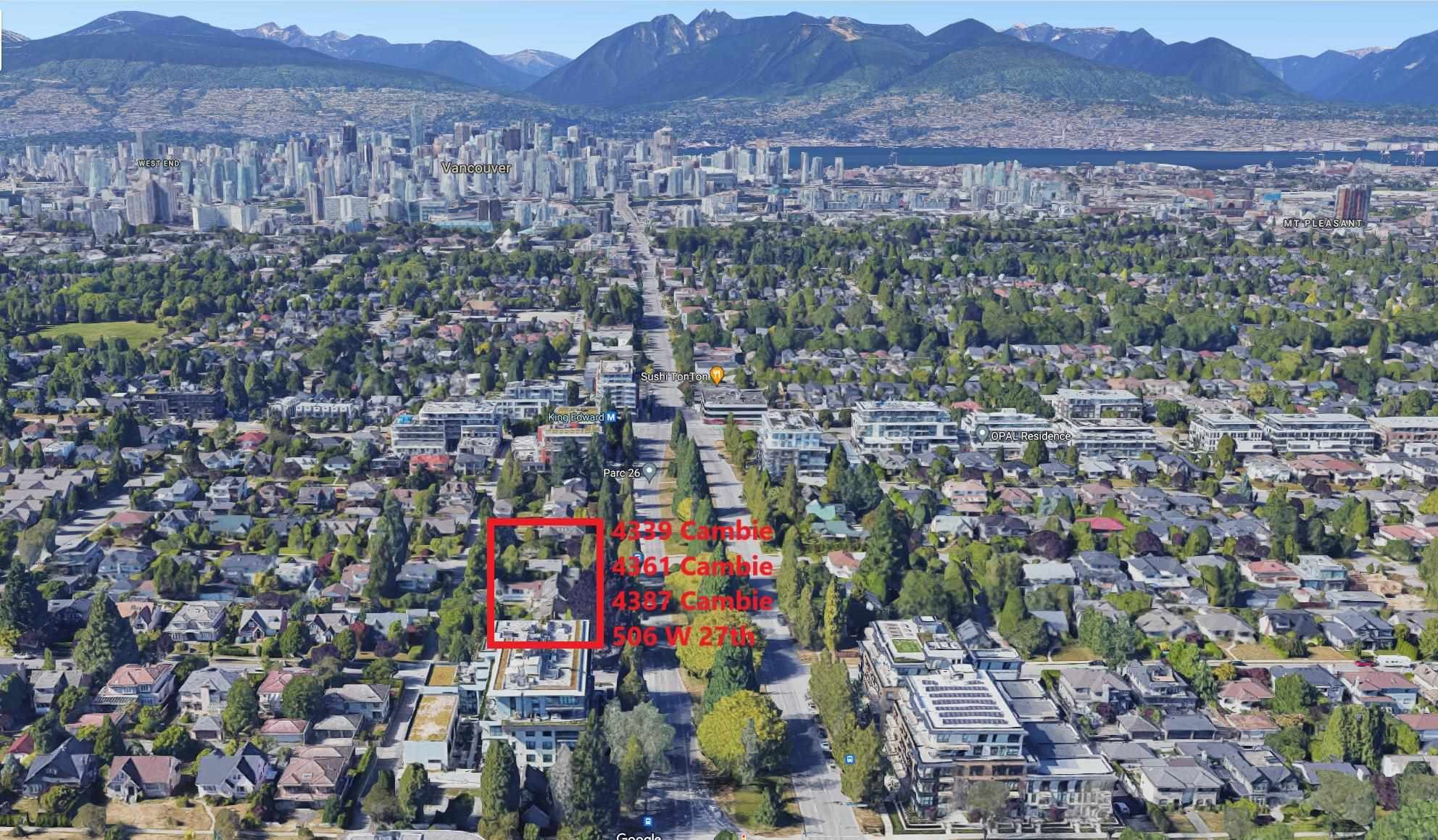 Main Photo: 4339 CAMBIE Street in Vancouver: Cambie House for sale (Vancouver West)  : MLS®# R2606387