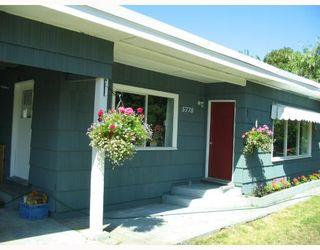 Photo 2: 5778 MERMAID Street in Sechelt: Sechelt District House for sale (Sunshine Coast)  : MLS®# V775647