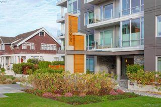 Photo 2: 301 200 Douglas St in VICTORIA: Vi James Bay Condo for sale (Victoria)  : MLS®# 809008