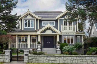 Photo 1: 5850 CARTIER Street in Vancouver: South Granville House for sale (Vancouver West)  : MLS®# R2025857