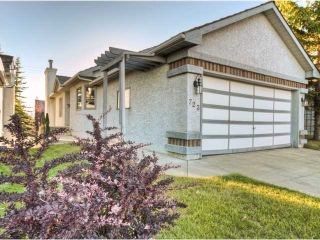 Photo 1: 723 WOODBINE Boulevard SW in CALGARY: Woodbine Residential Attached for sale (Calgary)  : MLS®# C3584095