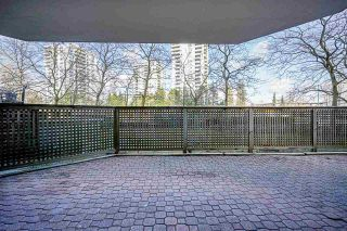 "Photo 23: 106 5790 PATTERSON Avenue in Burnaby: Metrotown Condo for sale in ""REGENT"" (Burnaby South)  : MLS®# R2540025"