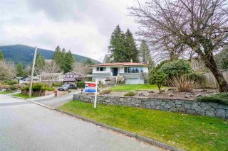 Main Photo: 4580 CEDARCREST Avenue in North Vancouver: Canyon Heights NV House for sale : MLS®# R2557533
