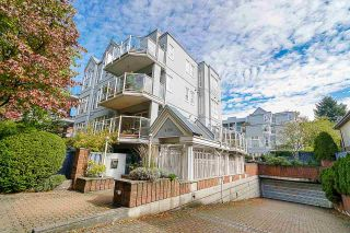 """Photo 3: 105 8728 SW MARINE Drive in Vancouver: Marpole Condo for sale in """"RIVERVIEW COURT"""" (Vancouver West)  : MLS®# R2582208"""