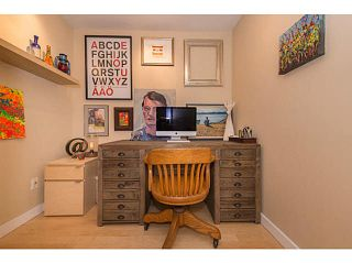 """Photo 9: 206 3278 HEATHER Street in Vancouver: Cambie Condo for sale in """"The Heatherstone"""" (Vancouver West)  : MLS®# V1121190"""
