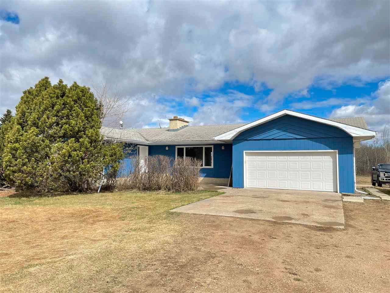 Main Photo: 27116 Twp Rd 590: Rural Westlock County House for sale : MLS®# E4242527