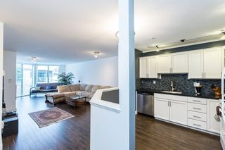 """Photo 2: 411 68 RICHMOND Street in New Westminster: Fraserview NW Condo for sale in """"GATEHOUSE"""" : MLS®# R2150435"""