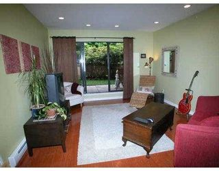 """Photo 5: 114 1195 PIPELINE Road in Coquitlam: New Horizons Condo for sale in """"DEERWOOD COURT"""" : MLS®# V657116"""