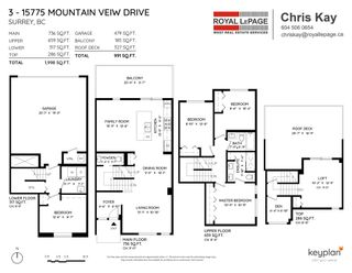 """Photo 40: 3 15775 MOUNTAIN VIEW Drive in Surrey: Grandview Surrey Townhouse for sale in """"GRANDVIEW AT SOUTHRIDGE CLUB"""" (South Surrey White Rock)  : MLS®# R2602711"""