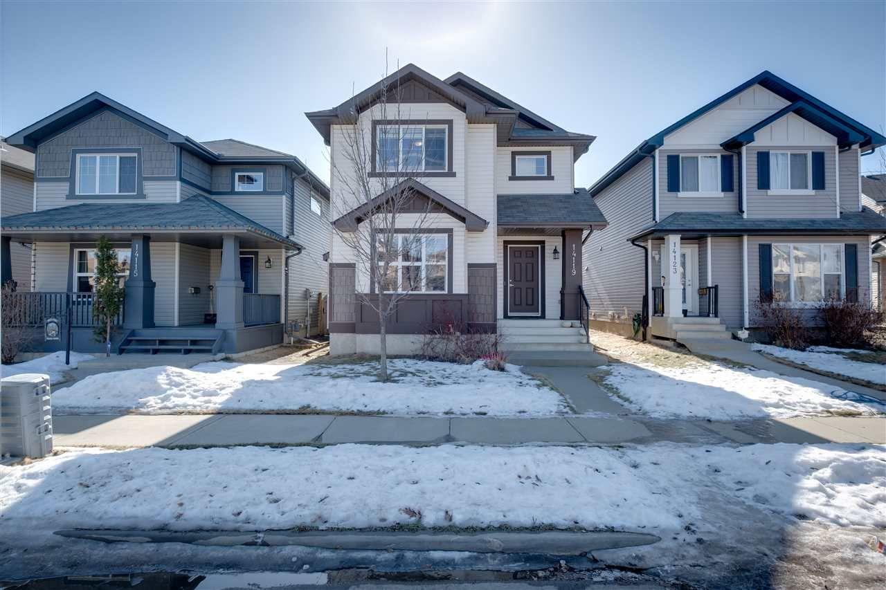 Main Photo: 14119 147 Avenue in Edmonton: Zone 27 House for sale : MLS®# E4233770