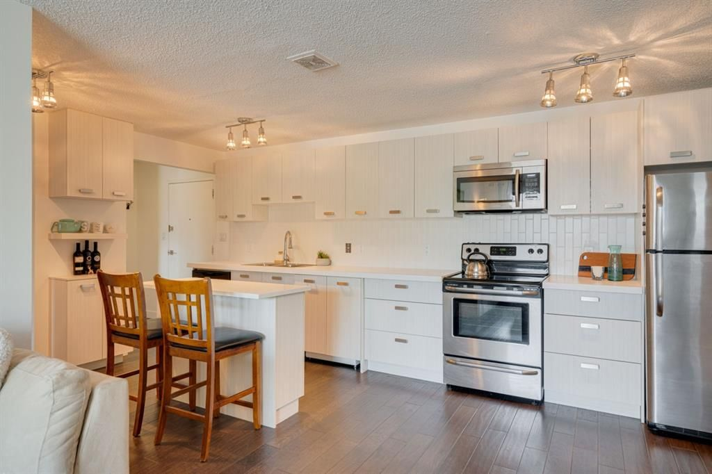 Main Photo: 404 523 15 Avenue SW in Calgary: Beltline Apartment for sale : MLS®# A1115827