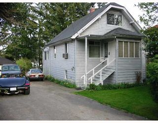 Photo 1: 6508 SELMA Ave in Burnaby: Forest Glen BS House for sale (Burnaby South)  : MLS®# V642645