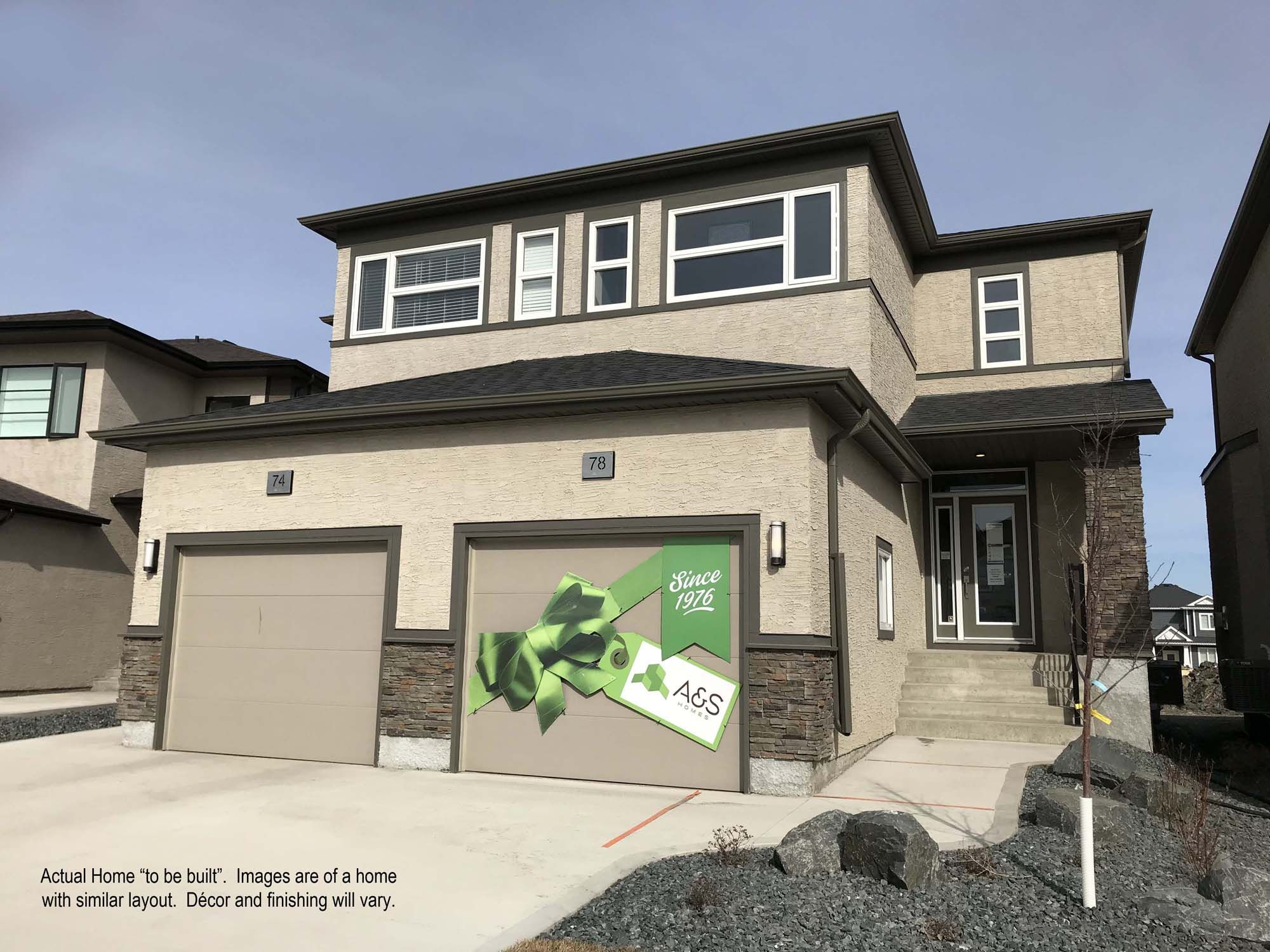Main Photo: 61 Harvest Lane in St Adolphe: Tourond Creek Residential for sale (R07)  : MLS®# 202124604