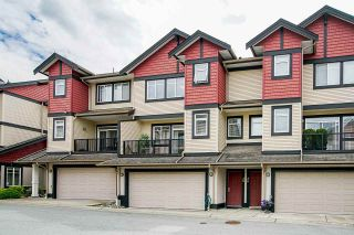 """Photo 1: 35 7168 179 Street in Surrey: Cloverdale BC Townhouse for sale in """"Ovation"""" (Cloverdale)  : MLS®# R2592743"""