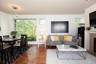 """Photo 1: 212 1880 E KENT AVENUE SOUTH in Vancouver: South Marine Condo for sale in """"PILOT HOUSE AT TUGBOAT LANDING"""" (Vancouver East)  : MLS®# R2587530"""