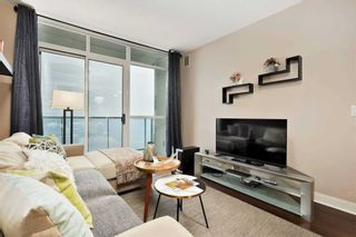 Photo 9: 80 Absolute Ave Unit #2708 in Mississauga: City Centre Condo for sale : MLS®# W5001691
