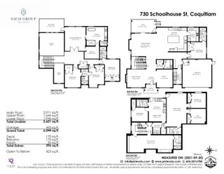 Photo 40: 730 SCHOOLHOUSE Street in Coquitlam: Central Coquitlam House for sale : MLS®# R2625076