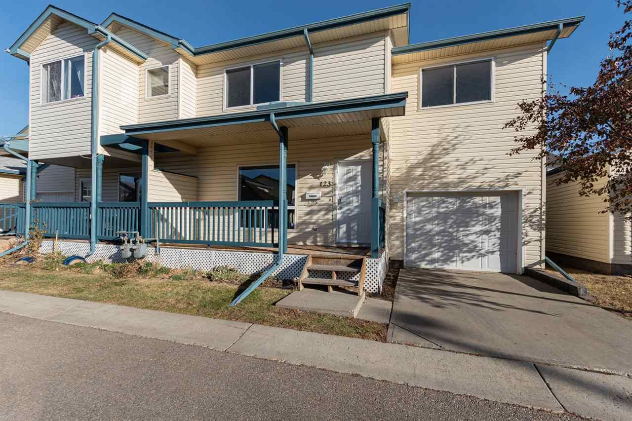 Main Photo: 123 10909 106 Street in Edmonton: Zone 08 Townhouse for sale : MLS®# E4230394