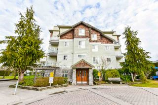 """Photo 1: 207 10186 155 Street in Surrey: Guildford Condo for sale in """"The Sommerset"""" (North Surrey)  : MLS®# R2544813"""
