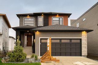 Photo 1: 229 Ken Oblik Drive in Winnipeg: Prairie Pointe Residential for sale (1R)  : MLS®# 202124757