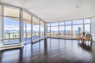 """Photo 2: 2703 6188 WILSON Avenue in Burnaby: Metrotown Condo for sale in """"JEWEL"""" (Burnaby South)  : MLS®# R2618857"""