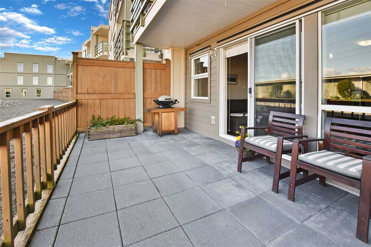 "Main Photo: 210 15745 CROYDON Drive in Surrey: Grandview Surrey Condo for sale in ""Focus at Morgan Crossing"" (South Surrey White Rock)  : MLS®# R2443692"