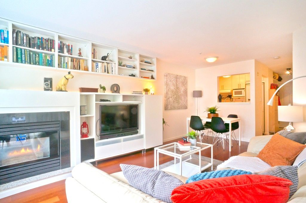 """Main Photo: 204 1729 E GEORGIA Street in Vancouver: Hastings Condo for sale in """"GEORGIA COURT"""" (Vancouver East)  : MLS®# R2179531"""