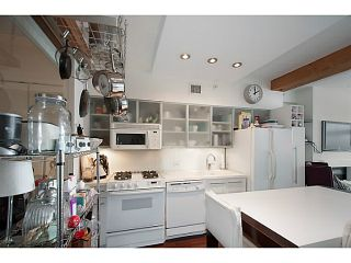 "Photo 12: 408 1275 HAMILTON Street in Vancouver: Yaletown Condo for sale in ""Alda"" (Vancouver West)  : MLS®# V1130655"