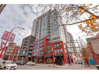 """Photo 1: 716 188 KEEFER Street in Vancouver: Downtown VE Condo for sale in """"188 Keefer"""" (Vancouver East)  : MLS®# R2511640"""