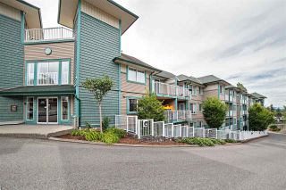 """Photo 3: 203 33960 OLD YALE Road in Abbotsford: Central Abbotsford Condo for sale in """"Old Yale Heights"""" : MLS®# R2287171"""