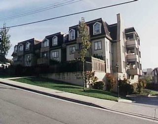 """Photo 1: 118 217 BEGIN ST in Coquitlam: Maillardville Townhouse for sale in """"PLACE FOUNTAINEBLEAU"""" : MLS®# V532016"""