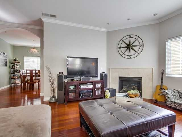 Main Photo: SAN DIEGO Townhouse for sale : 3 bedrooms : 2761 A Street #303