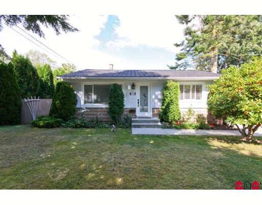 Main Photo: 15351 20th Avenue in Surrey: King George Corridor House for sale (South Surrey White Rock)  : MLS®# F2921020