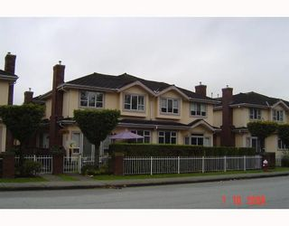 Photo 1: 15 3500 CUNNINGHAM DRIVE in : West Cambie Townhouse for sale : MLS®# V789604