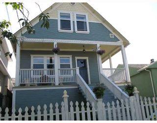 Photo 1: 4950 SPENCER Street in Vancouver: Collingwood VE House for sale (Vancouver East)  : MLS®# V667747