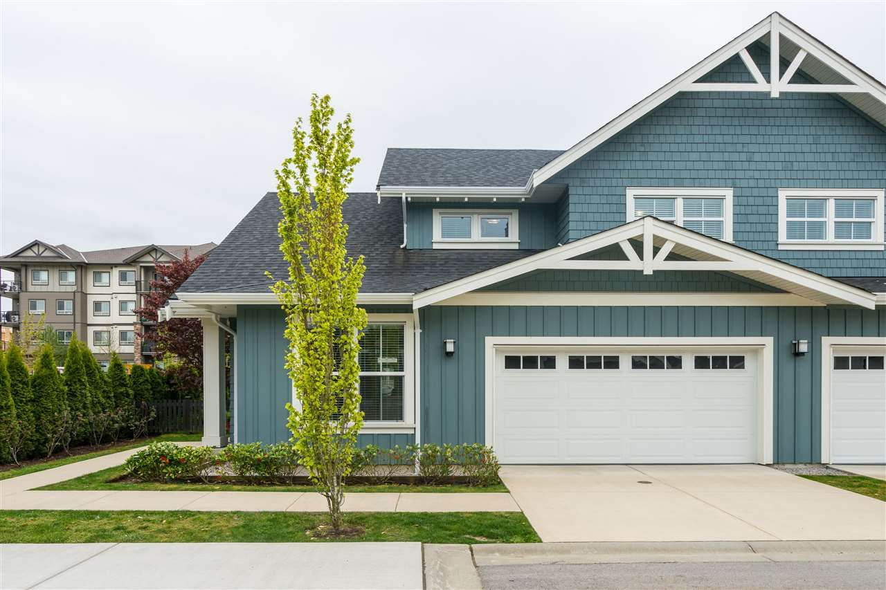 """Main Photo: 2 22057 49 Avenue in Langley: Murrayville Townhouse for sale in """"Heritage"""" : MLS®# R2452643"""
