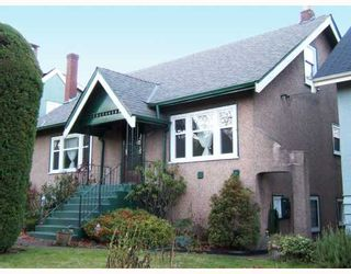 """Photo 1: 3555 W KING EDWARD Avenue in Vancouver: Dunbar House for sale in """"DUNBAR"""" (Vancouver West)  : MLS®# V679454"""