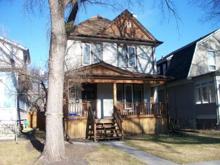 Photo 1: 43 ARLINGTON Street in WINNIPEG: West End / Wolseley Residential for sale (West Winnipeg)  : MLS®# 1107599