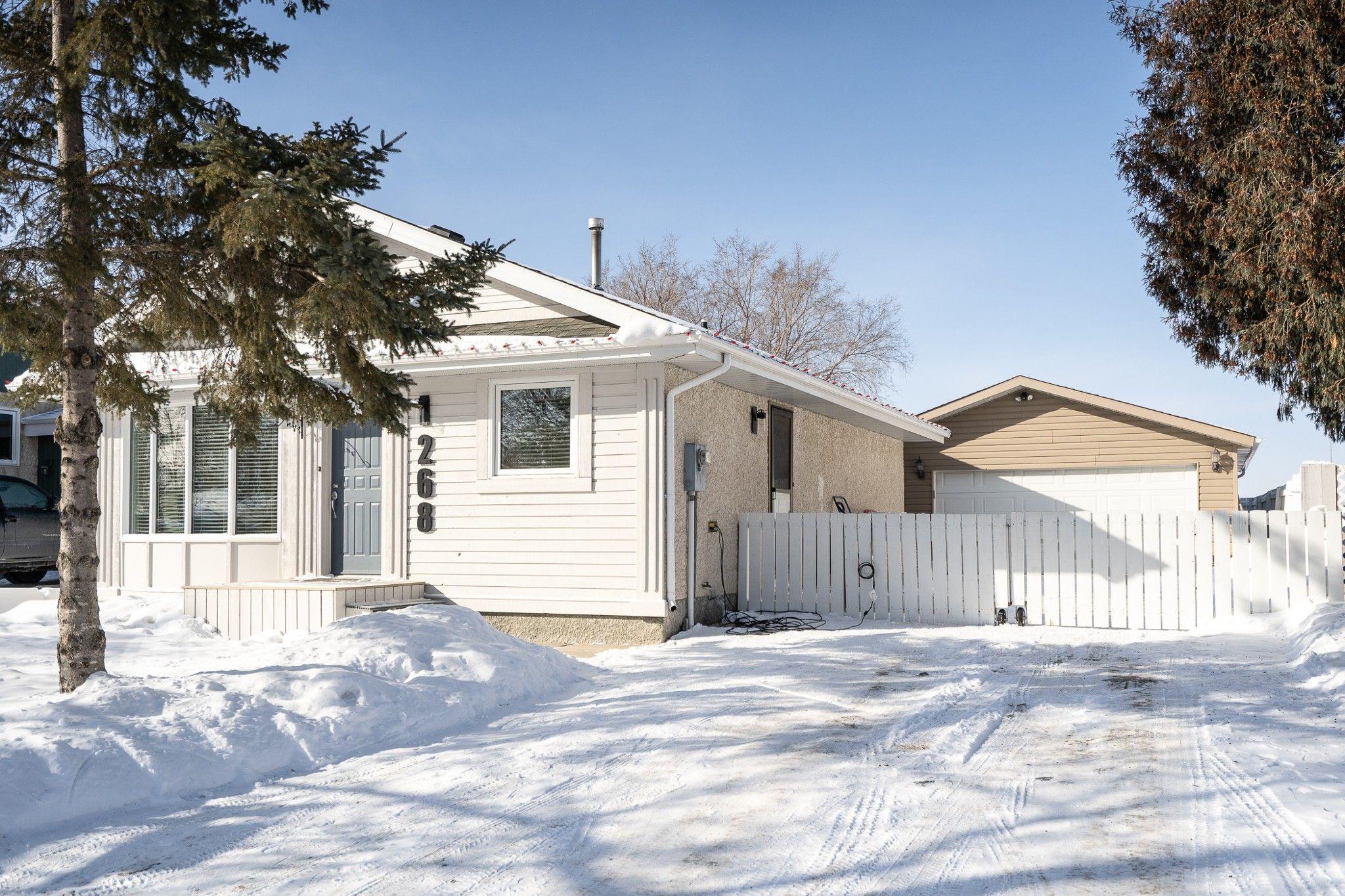 Main Photo: 268 Alex Taylor Drive in Winnipeg: Canterbury Park House for sale (3M)  : MLS®# 202102934