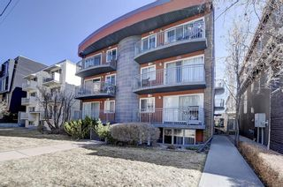 Photo 2: 306 1730 7 Street SW in Calgary: Lower Mount Royal Apartment for sale : MLS®# A1085672