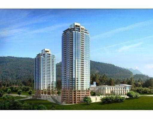 """Main Photo: # 2101 9888 CAMERON ST in Burnaby: Sullivan Heights Condo for sale in """"SILHOUTTE"""" (Burnaby North)  : MLS®# V796052"""