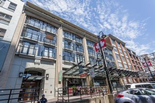 Photo 1: 408 1275 HAMILTON Street in Vancouver: Yaletown Condo for sale (Vancouver West)  : MLS®# R2184134