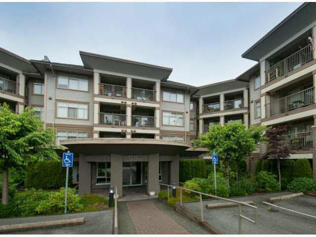 Main Photo: 417 12248 224TH STREET in : East Central Condo for sale : MLS®# V1014530