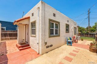 Photo 21: House for sale : 2 bedrooms : 3845 Madison Avenue in Normal Heights