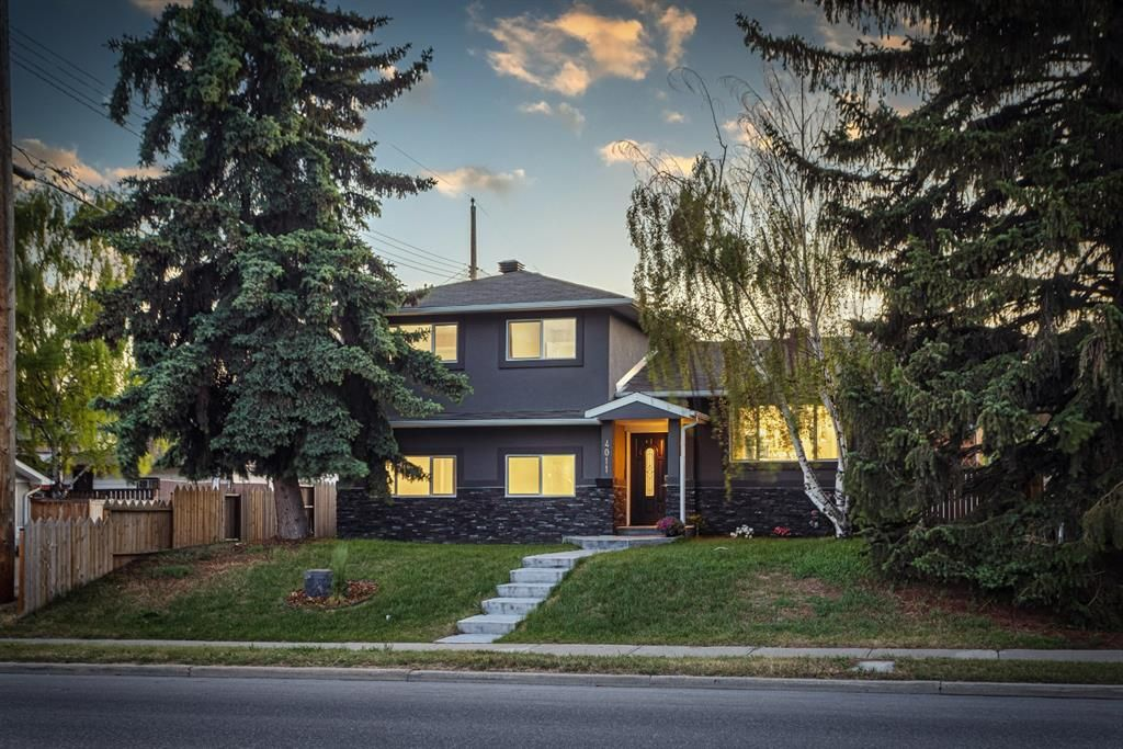 Main Photo: 4011 Charleswood Drive NW in Calgary: Brentwood Detached for sale : MLS®# A1136914