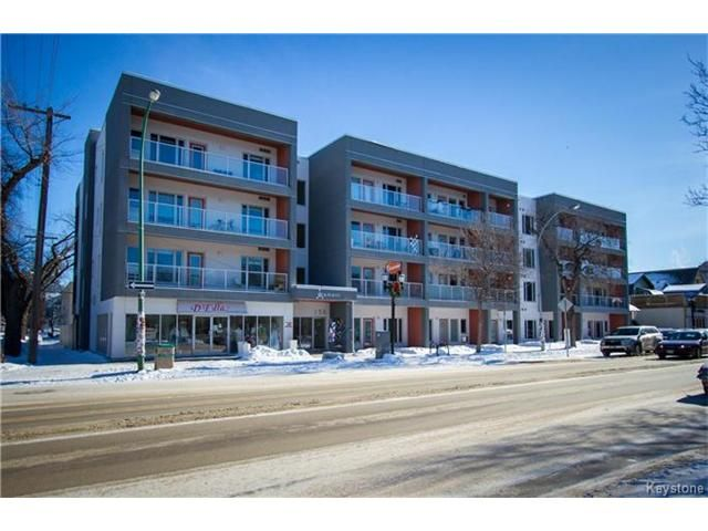 Main Photo: 155 Sherbrook Street in Winnipeg: West Broadway Condominium for sale (5A)  : MLS®# 1702849