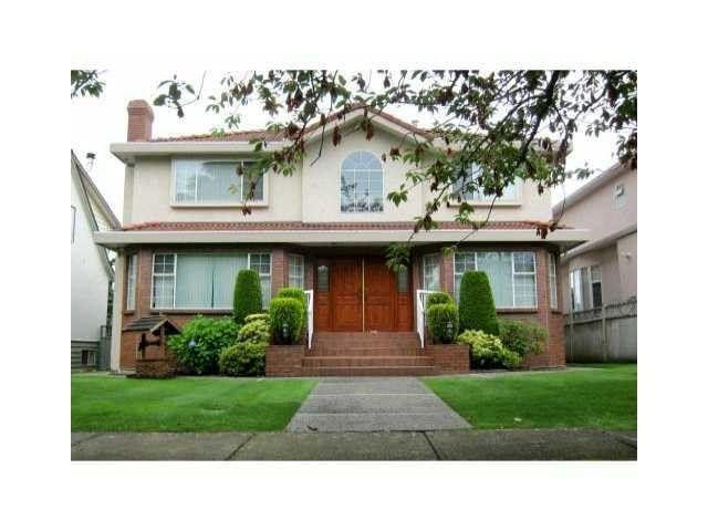 Main Photo: 122 W 43RD AVENUE in : Oakridge VW House for sale : MLS®# V996626