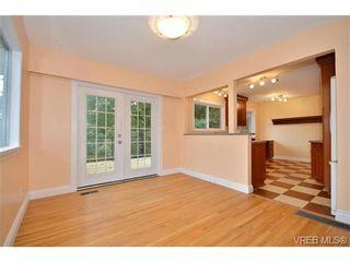 Photo 4: 4559 Seawood Terr in VICTORIA: SE Gordon Head House for sale (Saanich East)  : MLS®# 685268
